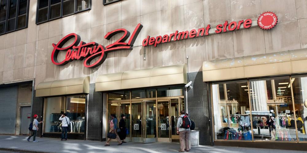 Century 21 - New York - Doets Reizen