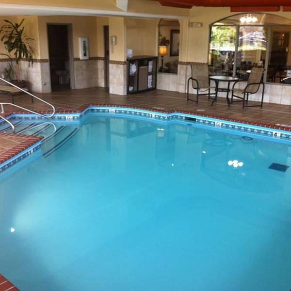 BW Tulsa - pool
