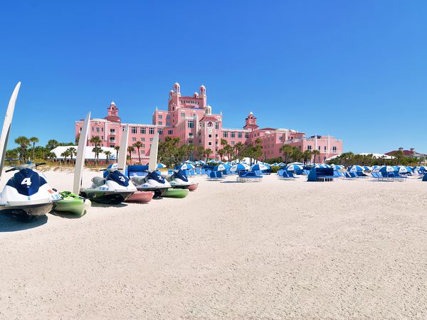 Loews Don Cesar St Pete Beach Florida