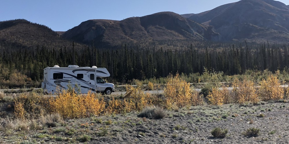 Alaska Highway - Alaska - Doets Reizen