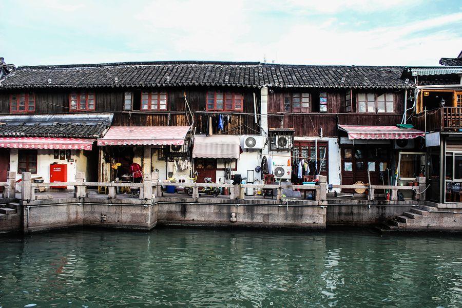 Zhujiajiao - Shanghai - China - Doets Reizen