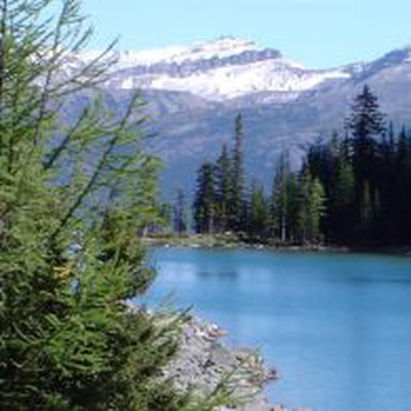 The Rocky Mountain Parks Hike & Canoe Tour - 2