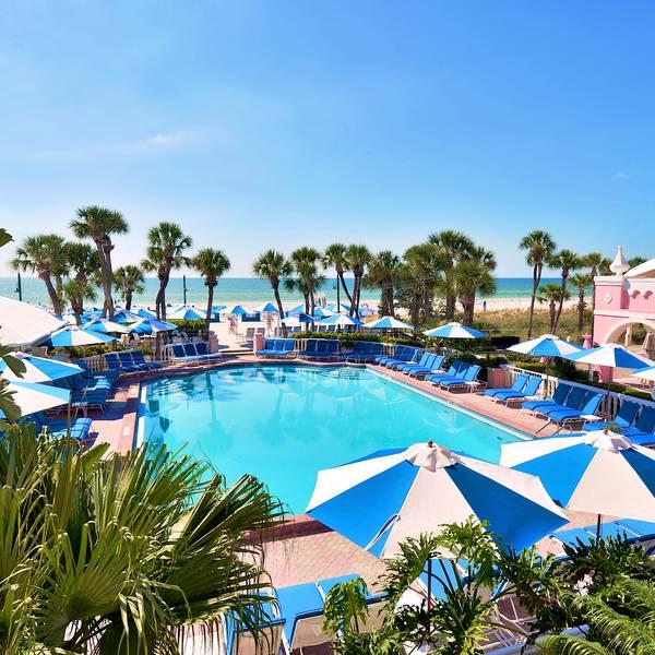 Don Cesar - St. Pete Beach - Florida - Doets Reizen