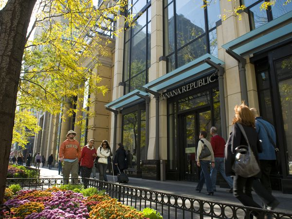 Magnificent Mile - Chicago - Illinois - Doets Reizen