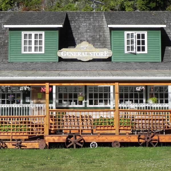 Telegraph Cove Resort - 1