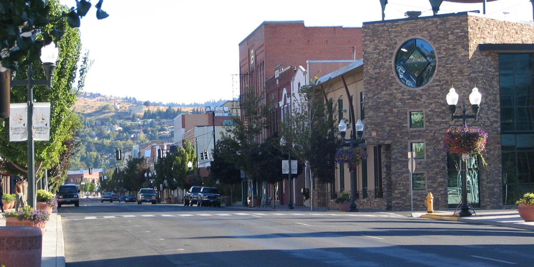 Klamath Falls - Oregon - Doets Reizen