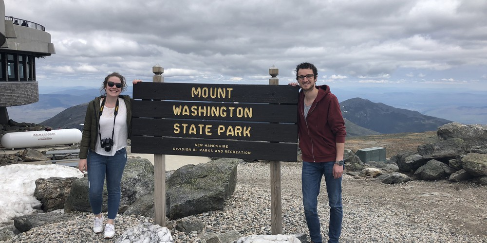 Mount Washington State Park  2019