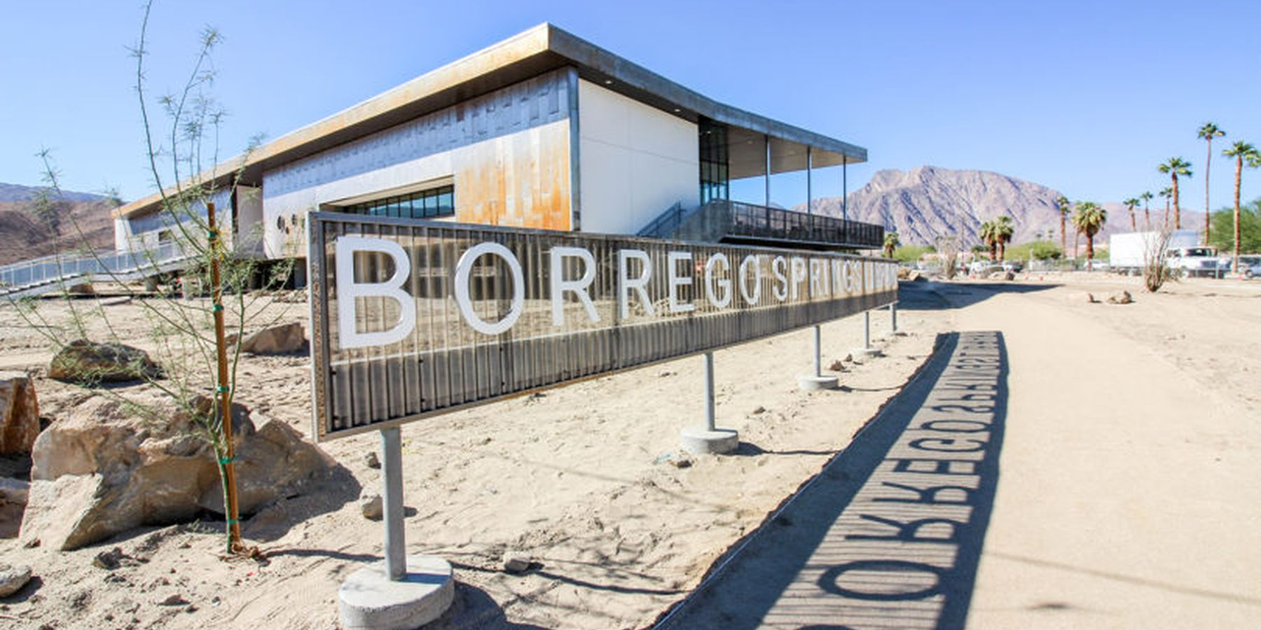 Borrego Springs - San Diego - California - Amerika - Doets Reizen
