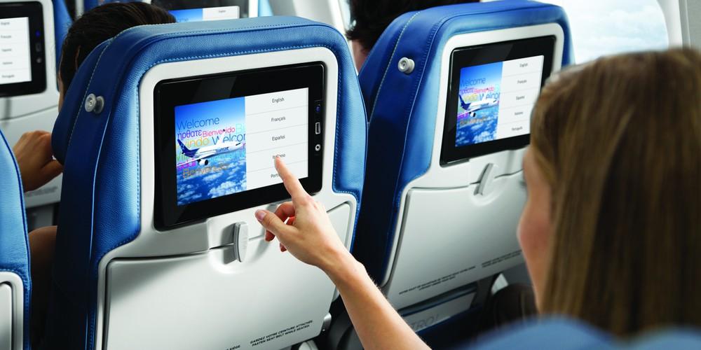 Air Transat Economy Class - Doets Reizen