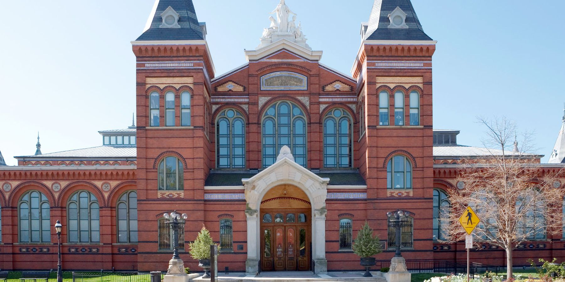 Smithsonian Institution - Washington D.C. - Doets Reizen