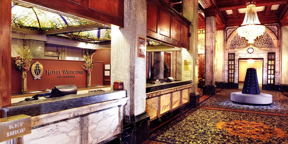 Hotel Whitcomb - San Francisco - California - Amerika - Doets Reizen