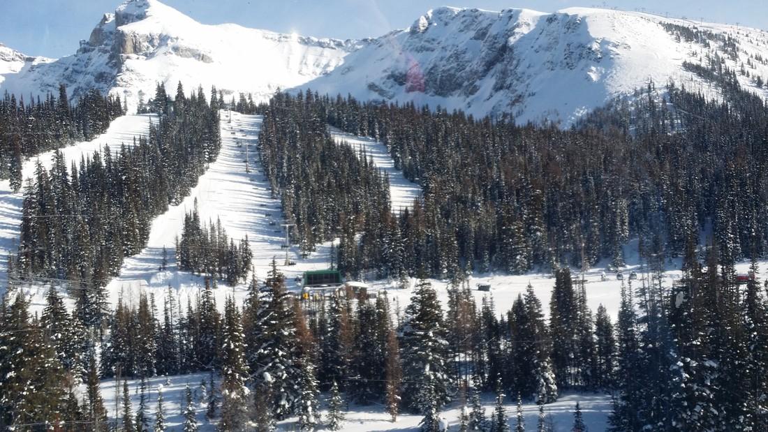 Banff National Park Winter - Alberta - Canada - Doets Reizen