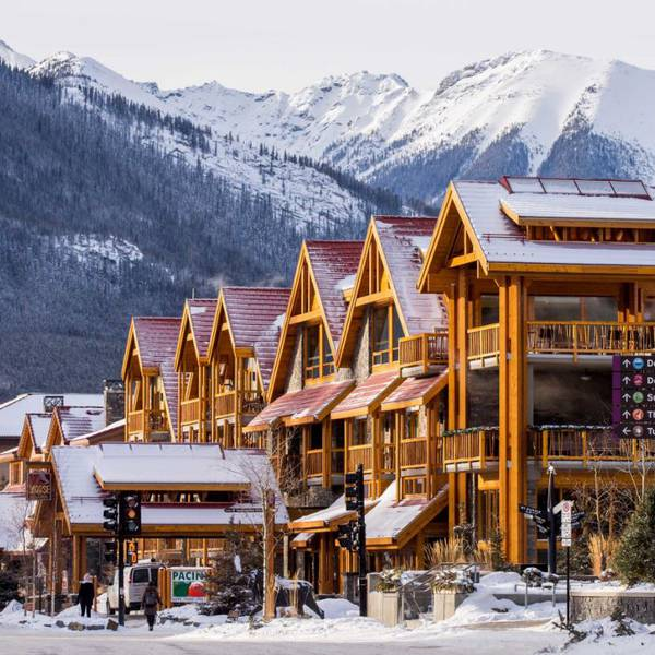 Moose Hotel Winter 1