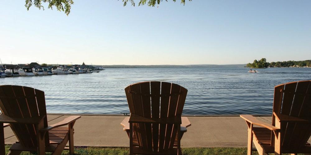 Finger Lakes, New York State