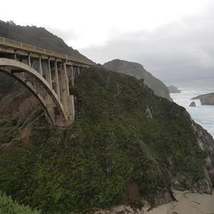 Kustroute en Big Sur - Dag 23 - Foto