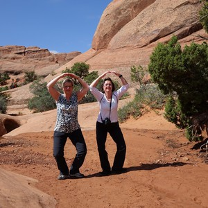 Arches National Park - Dag 16 - Foto