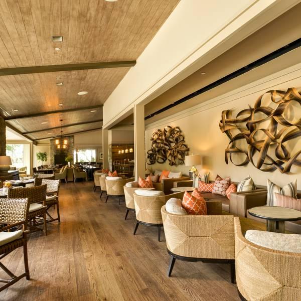 Carmel Valley Ranch - restaurant