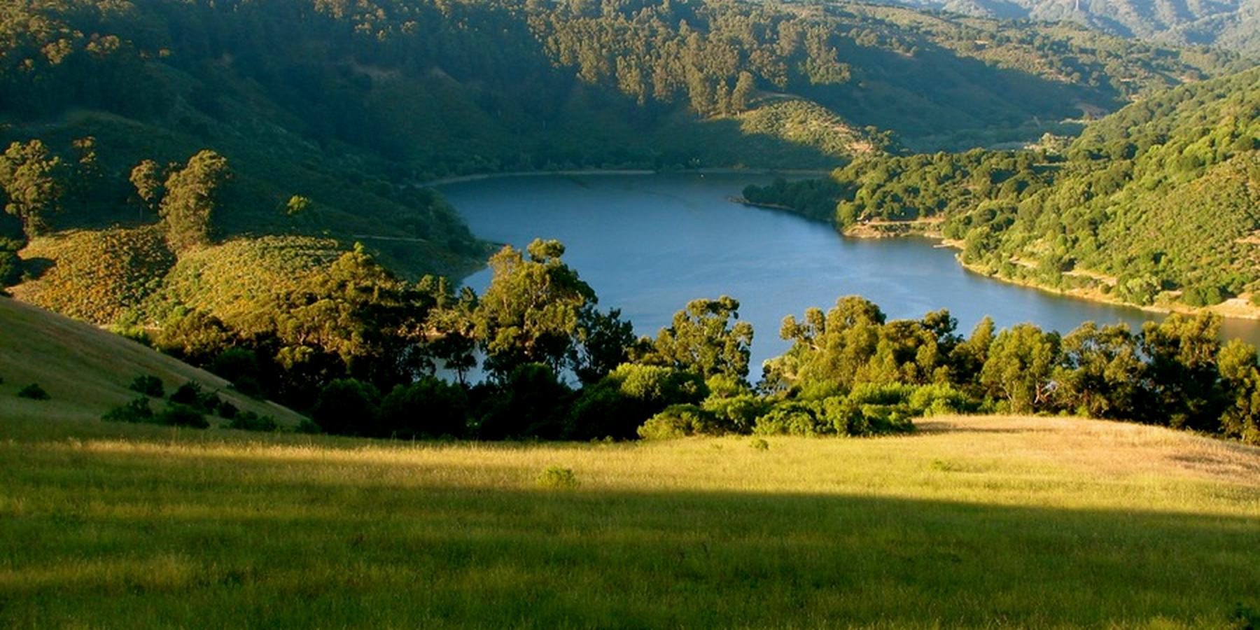 Lake Chabot - Anthony Chabot Regional Park - California - Amerika - Doets Reizen