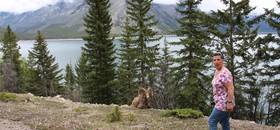 Canadian Rockies, De Rocky Mountaineer (trein) & Vancouver I