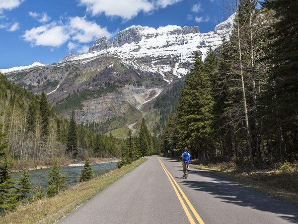 Going-to-the-Sun Road - Glacier National Park - Montana - Amerika - Doets Reizen