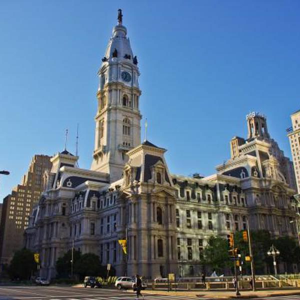 City Hall - Philadelphia - Pennsylvania - Amerika - Doets Reizen