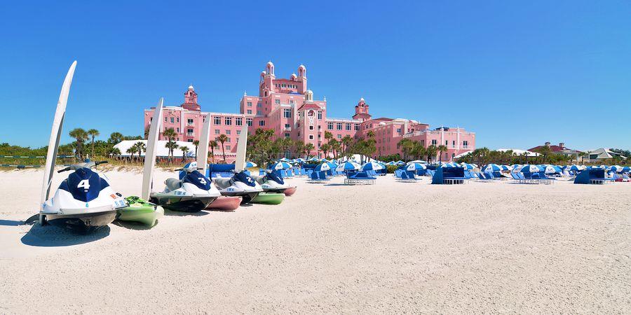 Loews Don Cesar St Pete Beach Florida
