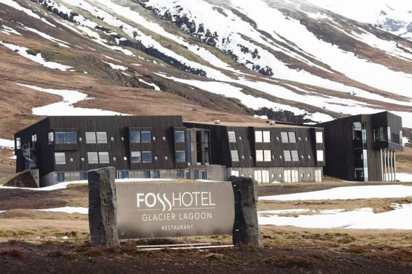 Glacier Lagoon Hotel Fosshotel in IJsland - Doets Reizen - Vakantie IJsland