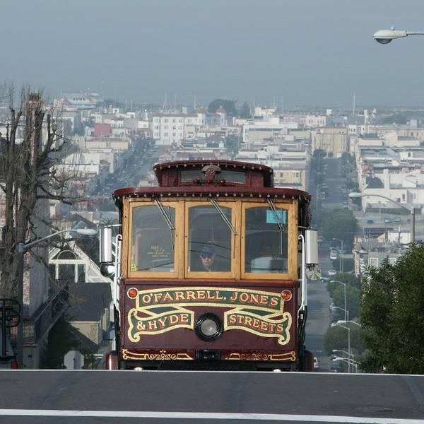 Cable Car - San Francisco - California - Amerika - Doets Reizen