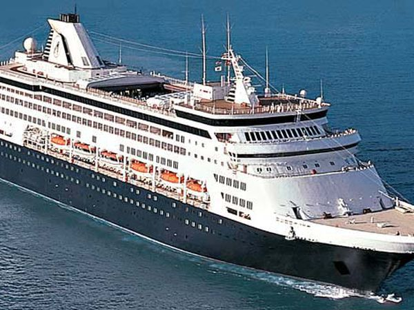 ms Maasdam Holland America Line