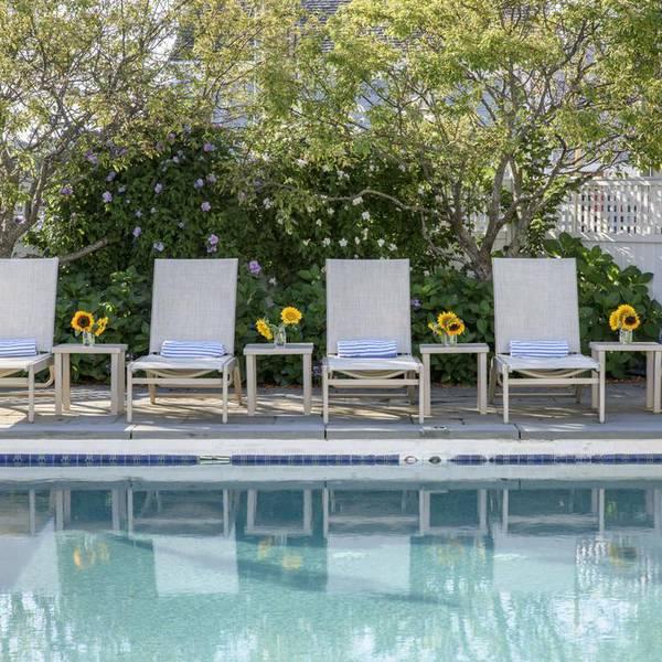 Kelley House - pool