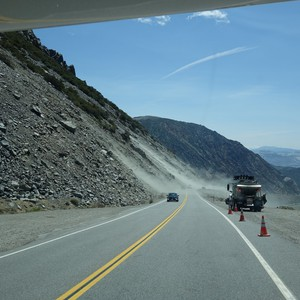 on the road to Death Valley - Dag 10 - Foto