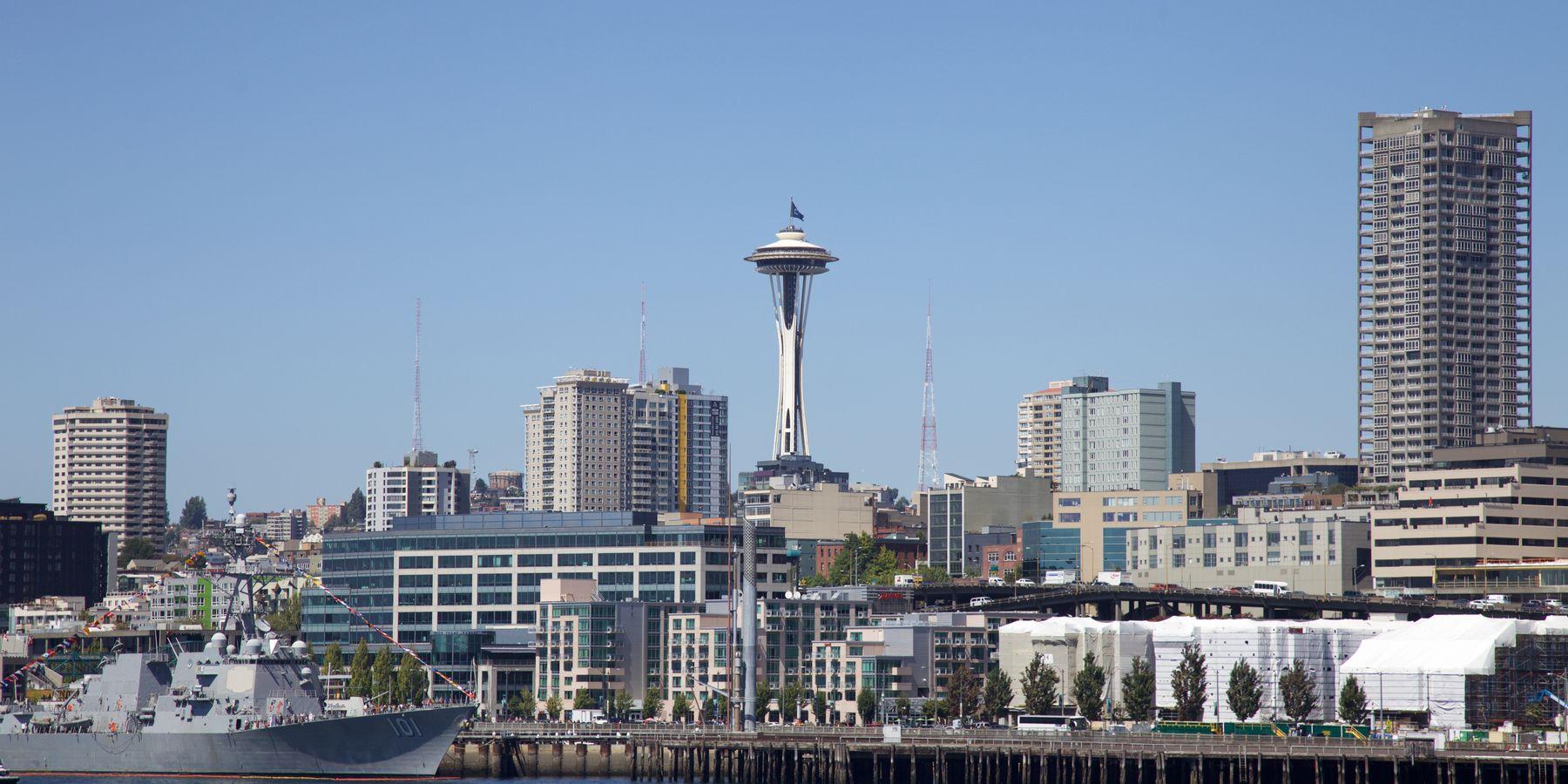 Seattle in Washington State