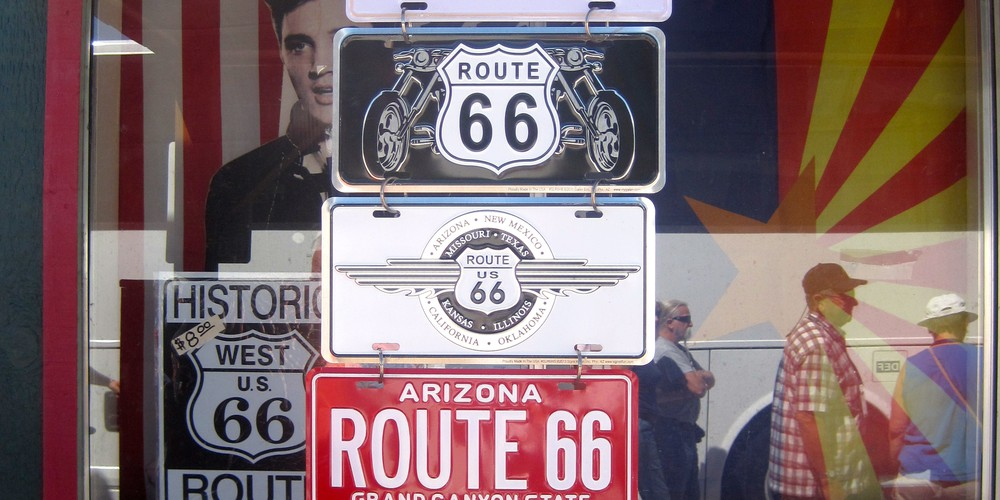 Seligman - Route 66 - Arizona - Doets Reizen