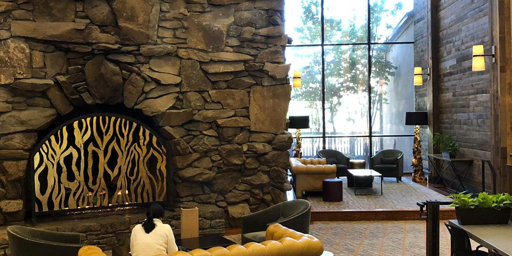 Crown Plaza Resort Asheville