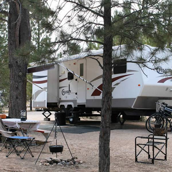 Ruby's Inn RV Park and Campground - camperplaatsen
