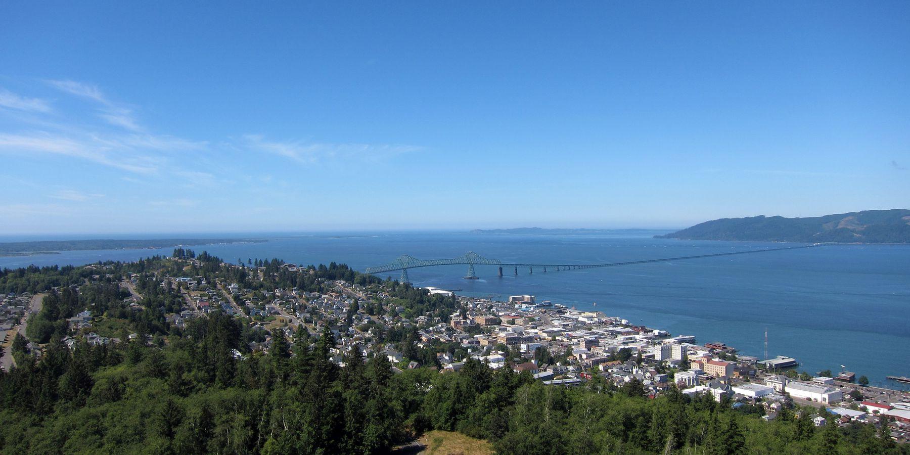 Astoria - Oregon - Doets Reizen