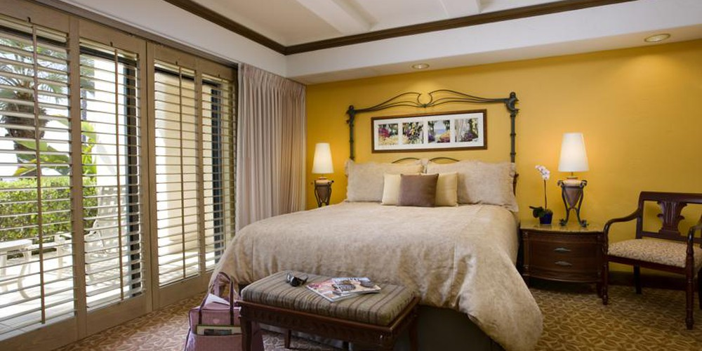 Harbor View Inn - Santa Barbara - California - Amerika - Doets Reizen