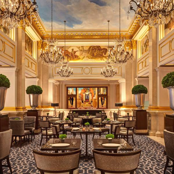 St. Regis Hotel New York - restaurant