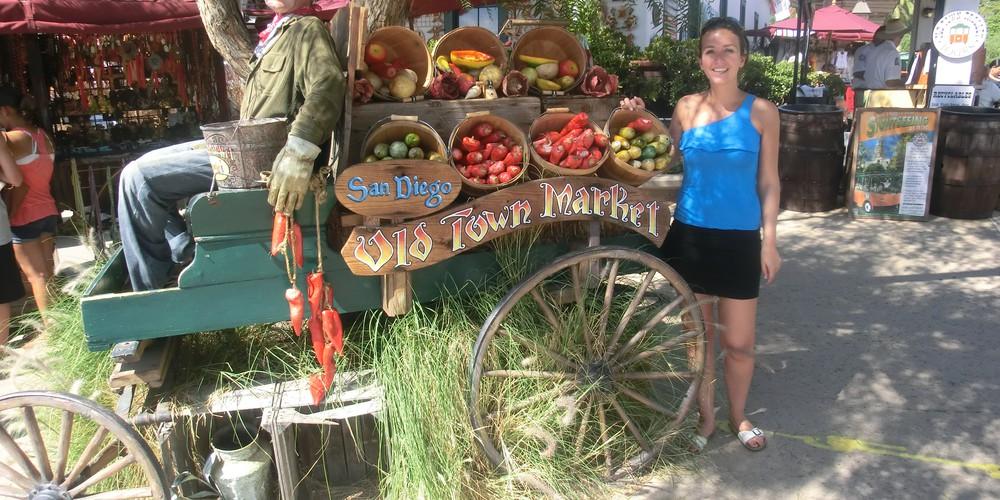 Old Town - San Diego - California - Amerika - Doets Reizen