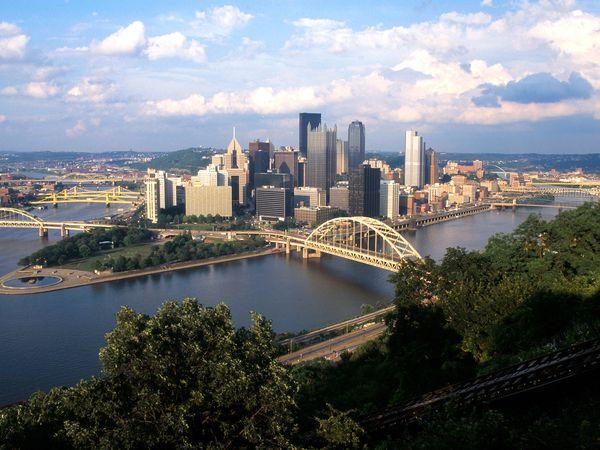 Pittsburgh - Pennsylvania - Amerika - Doets Reizen