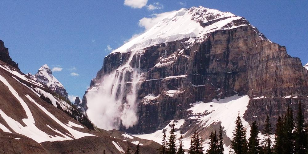 Plain of Six Glaciers - Banff National Park - Alberta - Canada - Doets Reizen
