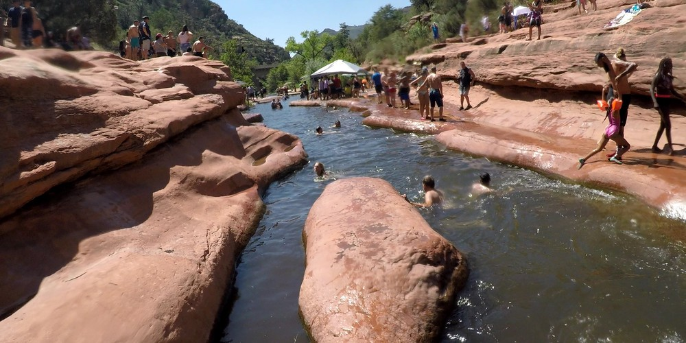 Slide Rock State Park, Sedona