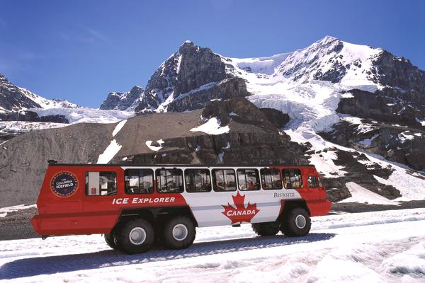 Glacier Adventure - Icefields Parkway - Alberta - Canada - Doets Reizen