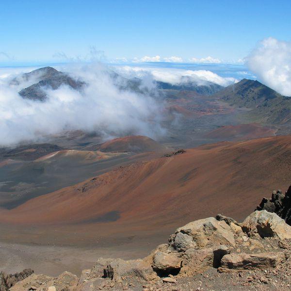 Haleakala NP Hawaii Maui