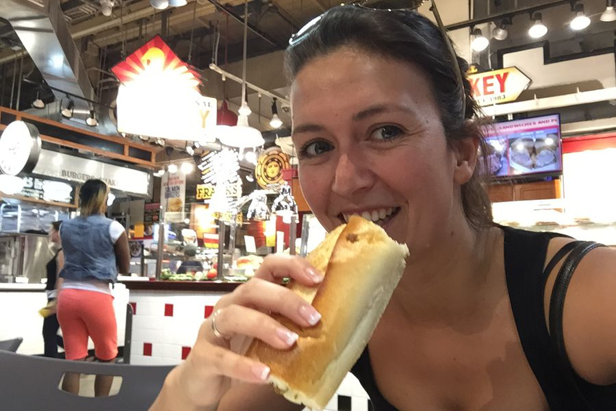 Philly Cheesesteak - Philadelphia - Pennsylvania - Amerika - Doets Reizen