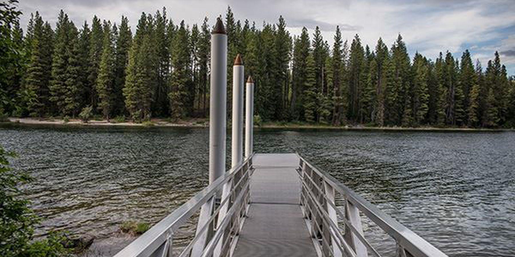 Lake Wenatchee State - Washington State - Doets Reizen