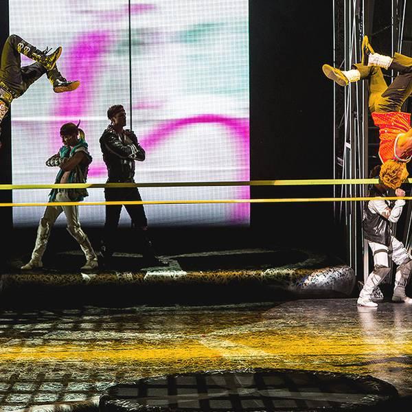 Michael Jackson One - Cirque du Soleil - Theatershow - Las Vegas - Nevada - Doets Reizen