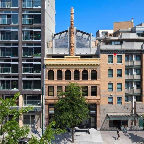 Skwachays Lodge Aboriginal Hotel and Gallery - Van