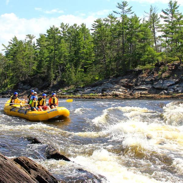 OWL Rafting - Ontario - Canada - Doets Reizen