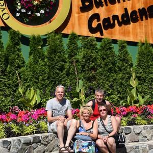 Buchartgardens en reis naar Ucluelet - Dag 6 - Foto
